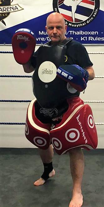 Kampfsport, Muay Thai, Thaiboxen und K-1 Kickboxen Gütersloh