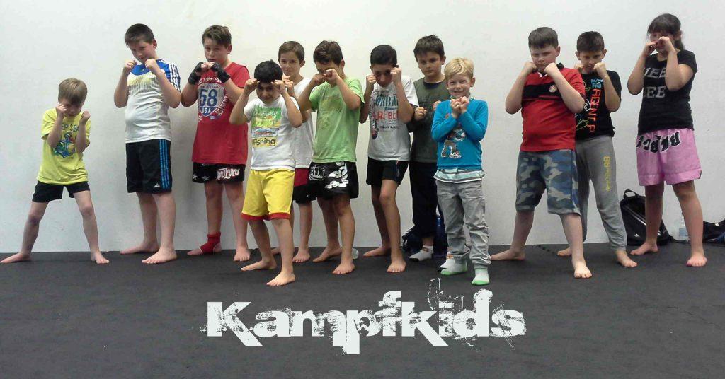 Kindertraining, Kampfsport Gütersloh, Muay Thai / Thaiboxen, K-1, Kickboxen Gütersloh, Kampfarena