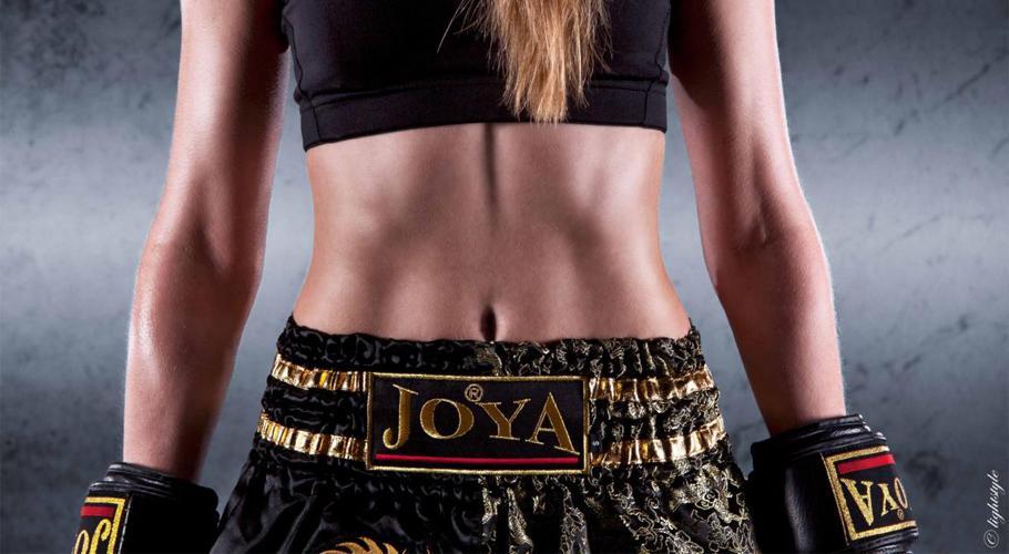 Model Muay Thai Picture