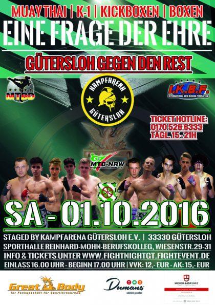 Fight Night Gütersloh