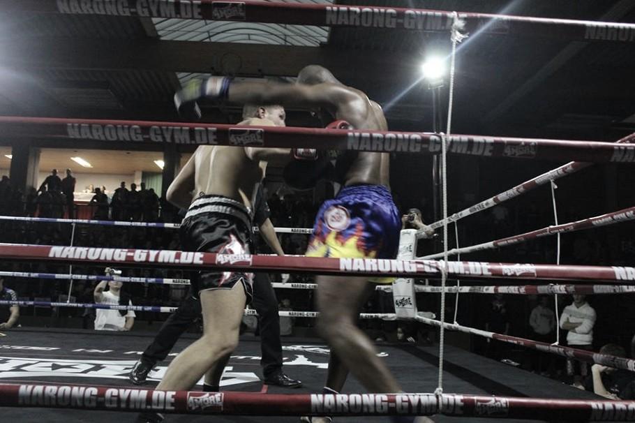 Kampfarena Gütersloh, K-1 Kickboxen