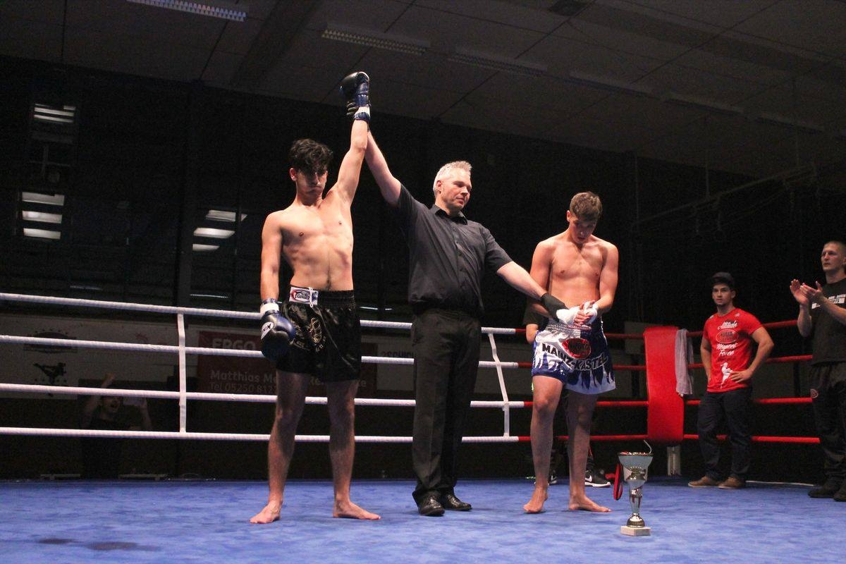 Muay Thai, Gütersloh, Kampfarena