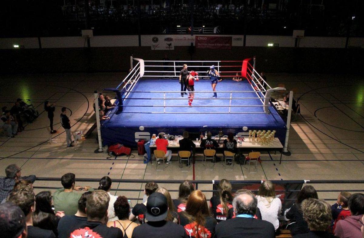 K-1, Muay Thai, Thaiboxen Gala in Gütersloh