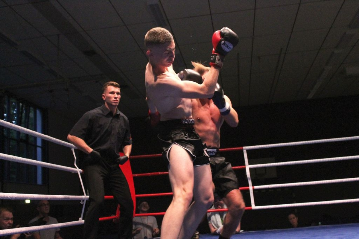Muay Thai & K-1 Gala in Güterloh