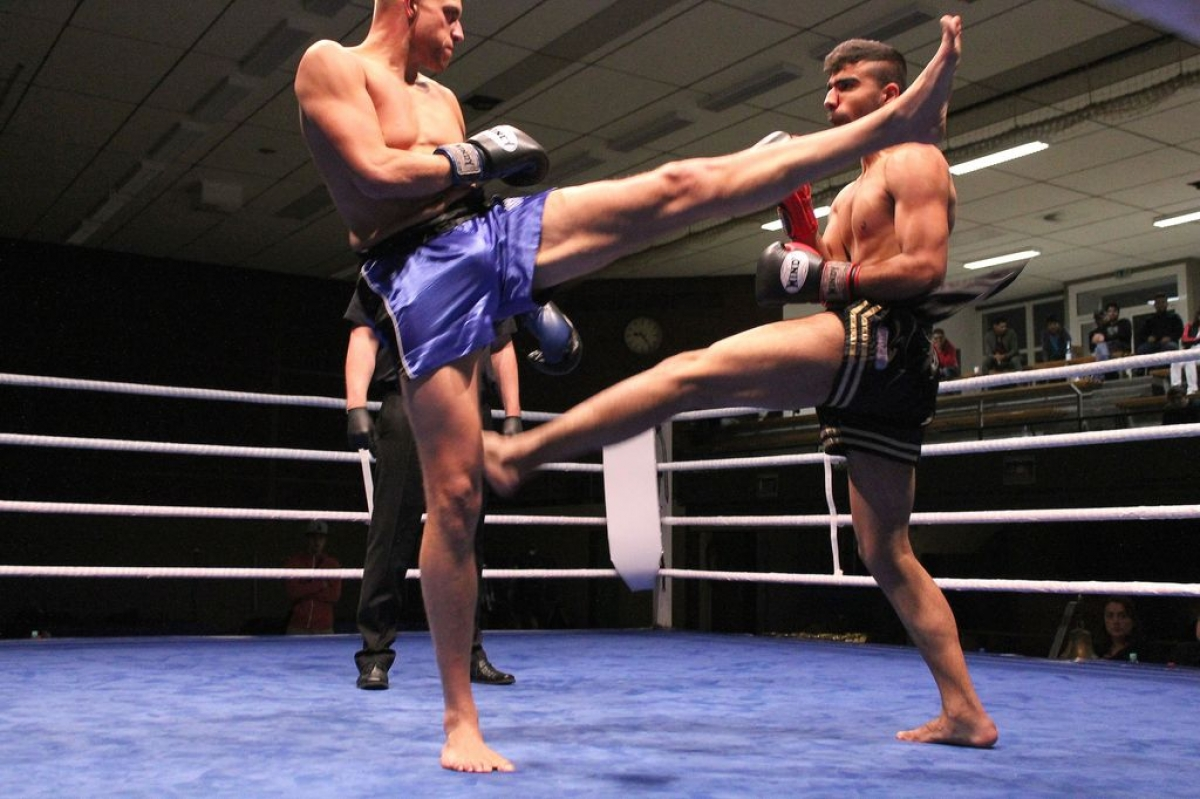 Muay Thai und K-1 Kickbox Gala